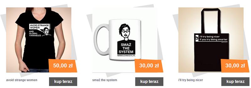 banner sklepiszcza nerdkya.cupsell.pl
